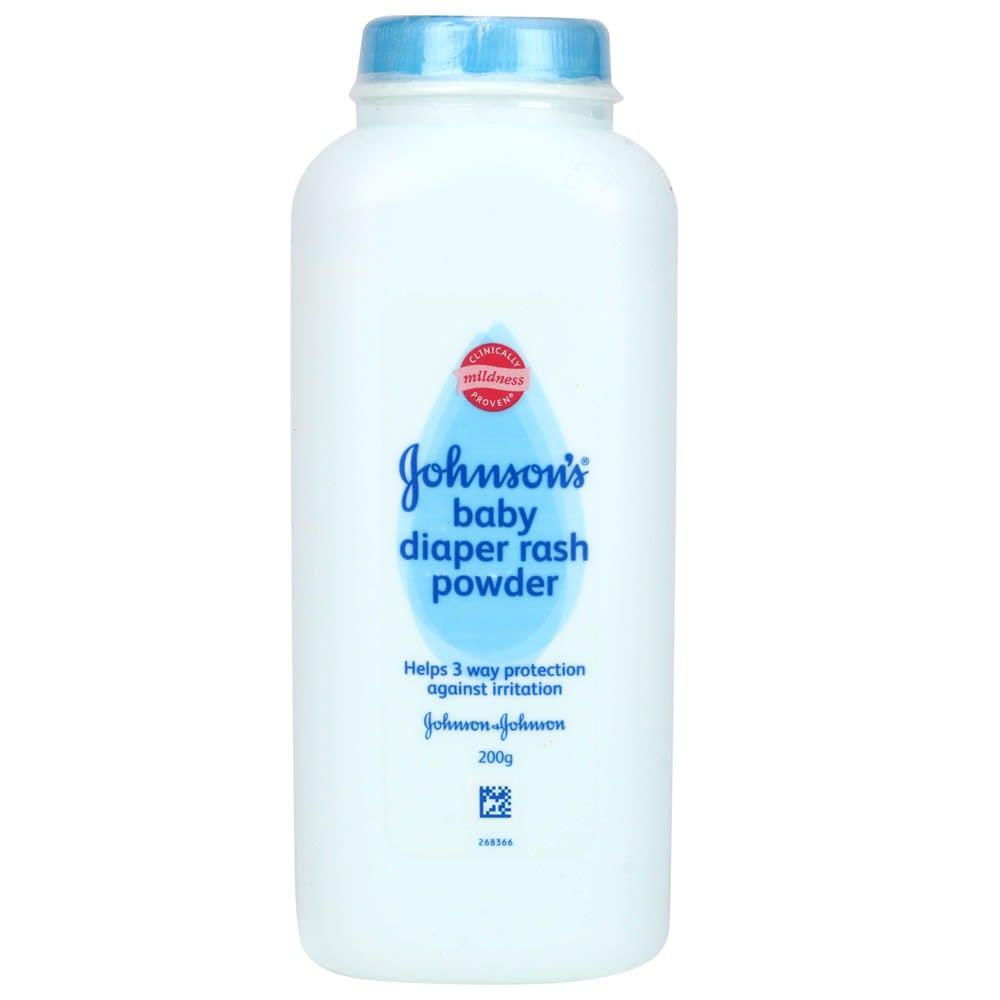 Johnsons Baby Diaper Rash  Powder