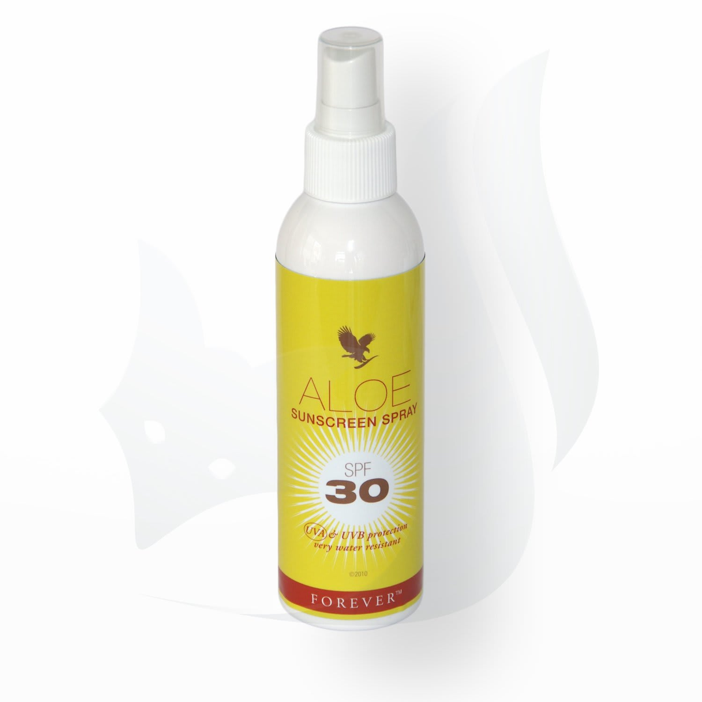 Forever Aloe Sunscreen Spf 30  Spray