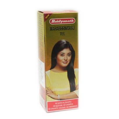 Baidyanath Mahabhringraj Oil