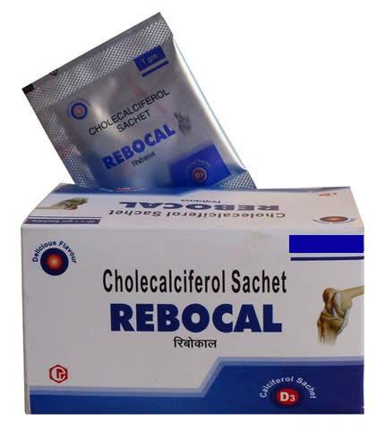 Rebocal Sachet