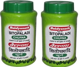 Baidyanath Sitopaladi Churna Pack of 2