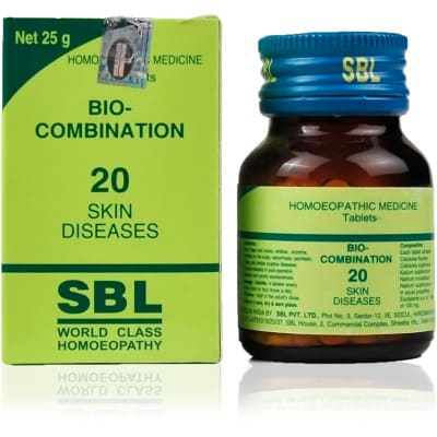 SBL Bio-Combination 20 Tablet