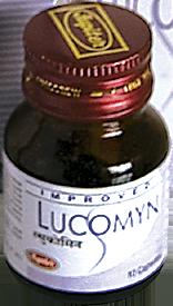 Lucomyn Capsule