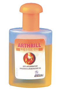 Arthrill Message Oil