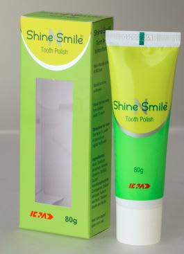 Shine N Smile Toothpaste