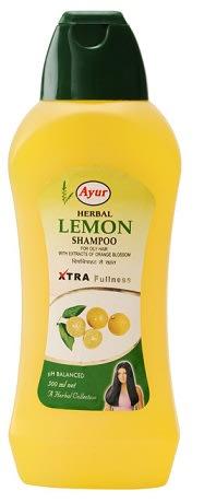 Ayur Herbal Lemon Shampoo