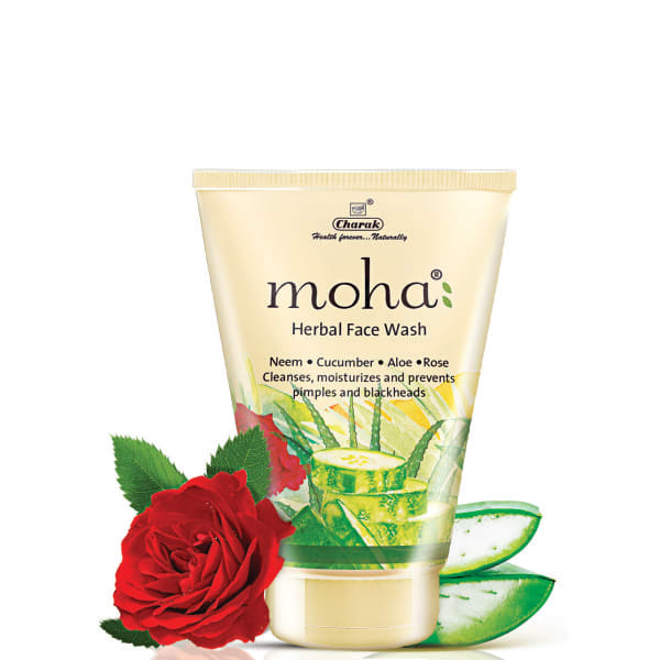 Moha Herbal  Face Wash