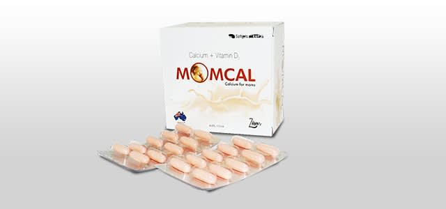 Momcal Tablet