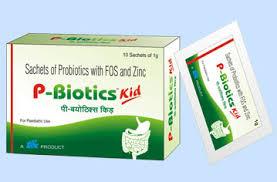 P Biotics  Kid  Sachet