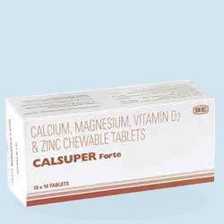 Calsuper Forte Tablet