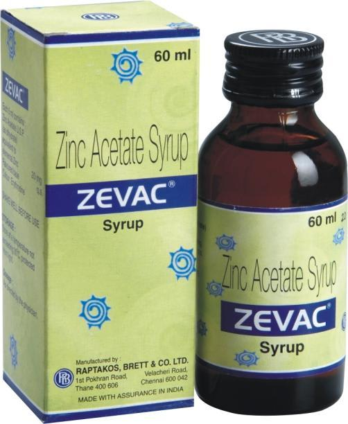 Zevac Syrup