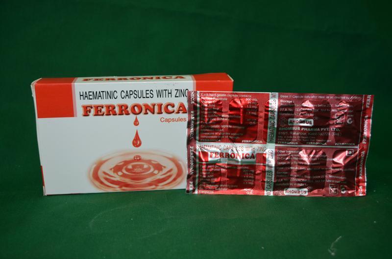 Ferronica Capsule