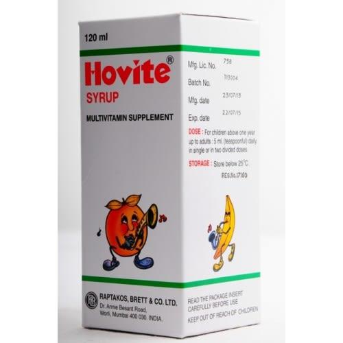 Hovite Syrup