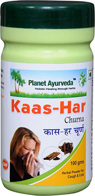 Planet Ayurveda  Kaas-Har Churna