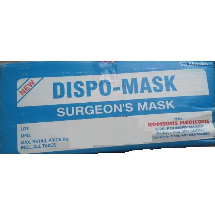 Romson Dispo Mask