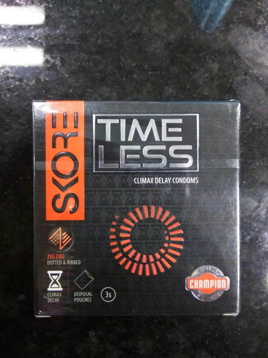 Skore Timeless Climax Delay Condom