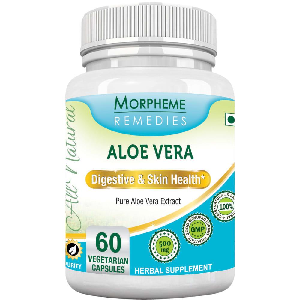 Morpheme Aloe Vera  Capsule