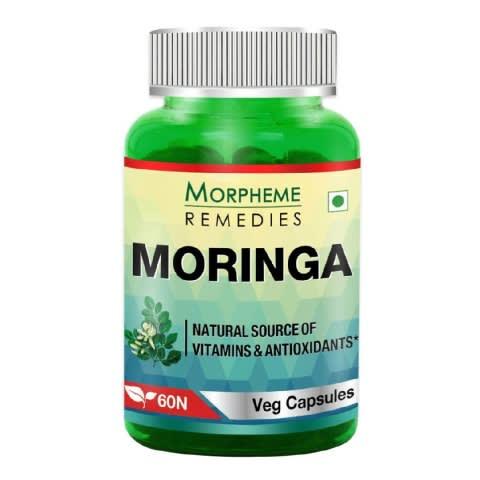 Morpheme  Moringa Capsule