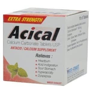 Acical Tablet