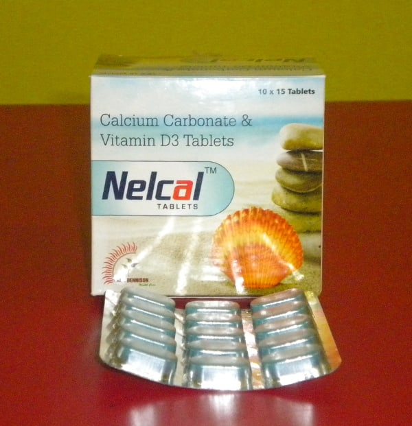 Nelcal Tablet