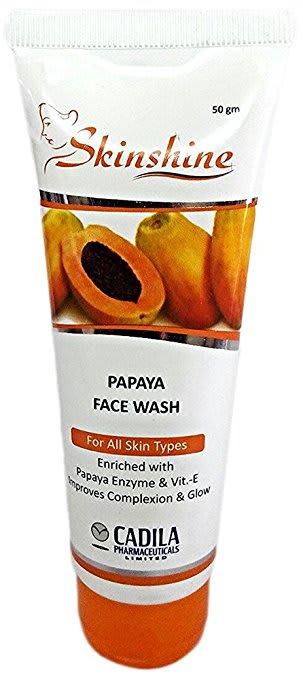 Skinshine Papaya Face Wash