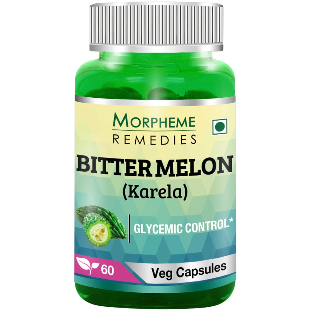 Morpheme Bitter Melon Capsule