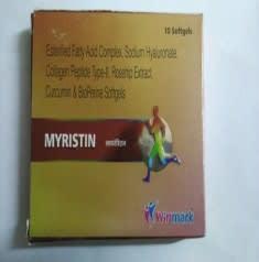 Myristin Soft Gelatin Capsule