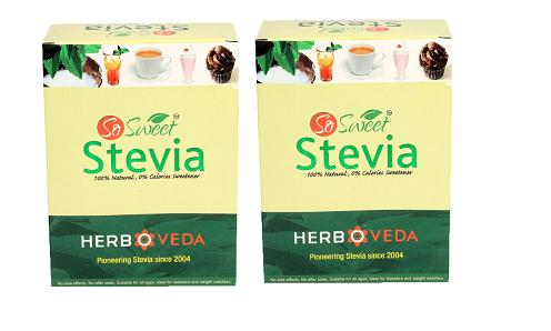 So Sweet Stevia Sachet Pack of 2