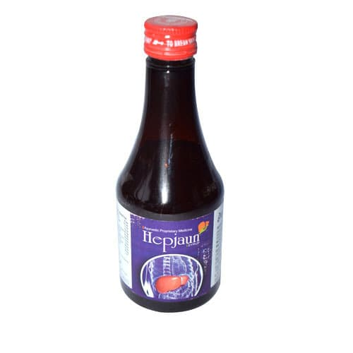 Hepjaun Syrup Pack of 2