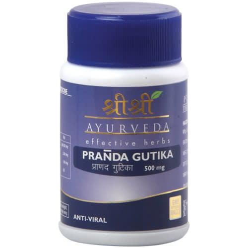 Sri Sri Ayurveda Pranda Gutika