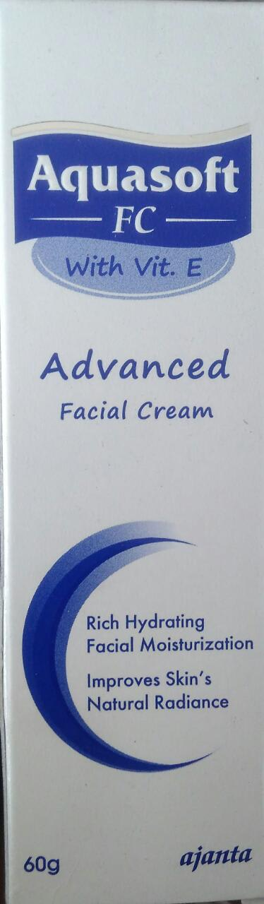 Aquasoft FC Advanced Facial Cream