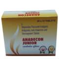 Anadecon JR 1mg/125mg/2.5mg Tablet