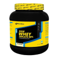 MuscleBlaze Raw Whey Protein Isolate 90% Powder Unflavoured