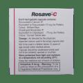 Rosave C 10 mg/75 mg Capsule
