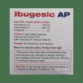 Ibugesic AP  100mg/325mg Tablet