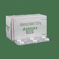 Azimax 250mg Tablet