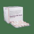 Geminor M Forte 1 mg/1000 mg Tablet SR