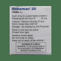 Rabemac 20mg Tablet