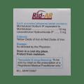 Rid AR 5 mg/10 mg Tablet