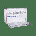 Pregadoc M 1500mcg/75mg Tablet SR