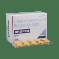 Drofem 80 mg/250 mg Tablet