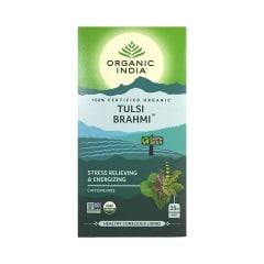 Organic India Tulsi Brahmi Tea