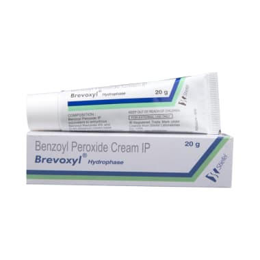 Brevoxyl Cream View Uses Side Effects Price And Substitutes 1mg