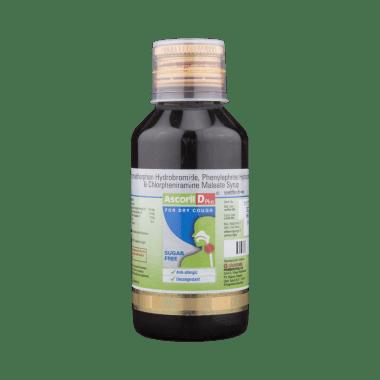 Ascoril D Plus Syrup Sugar Free
