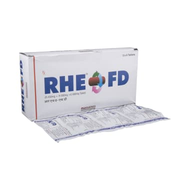 Rhe-FD Tablet