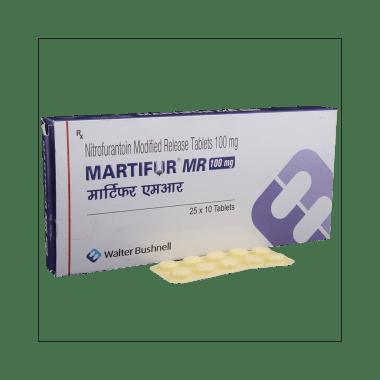 Martifur MR 100mg Tablet