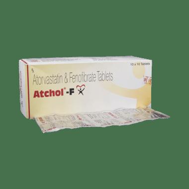 Atchol-F Tablet