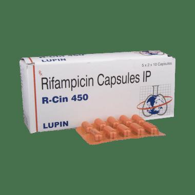 R-Cin 450 Capsule