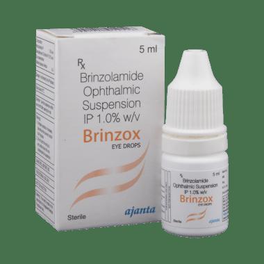 Brinzox Opthalmic Suspension