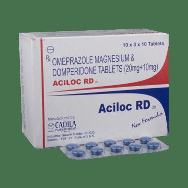 Aciloc RD 20 Tablet